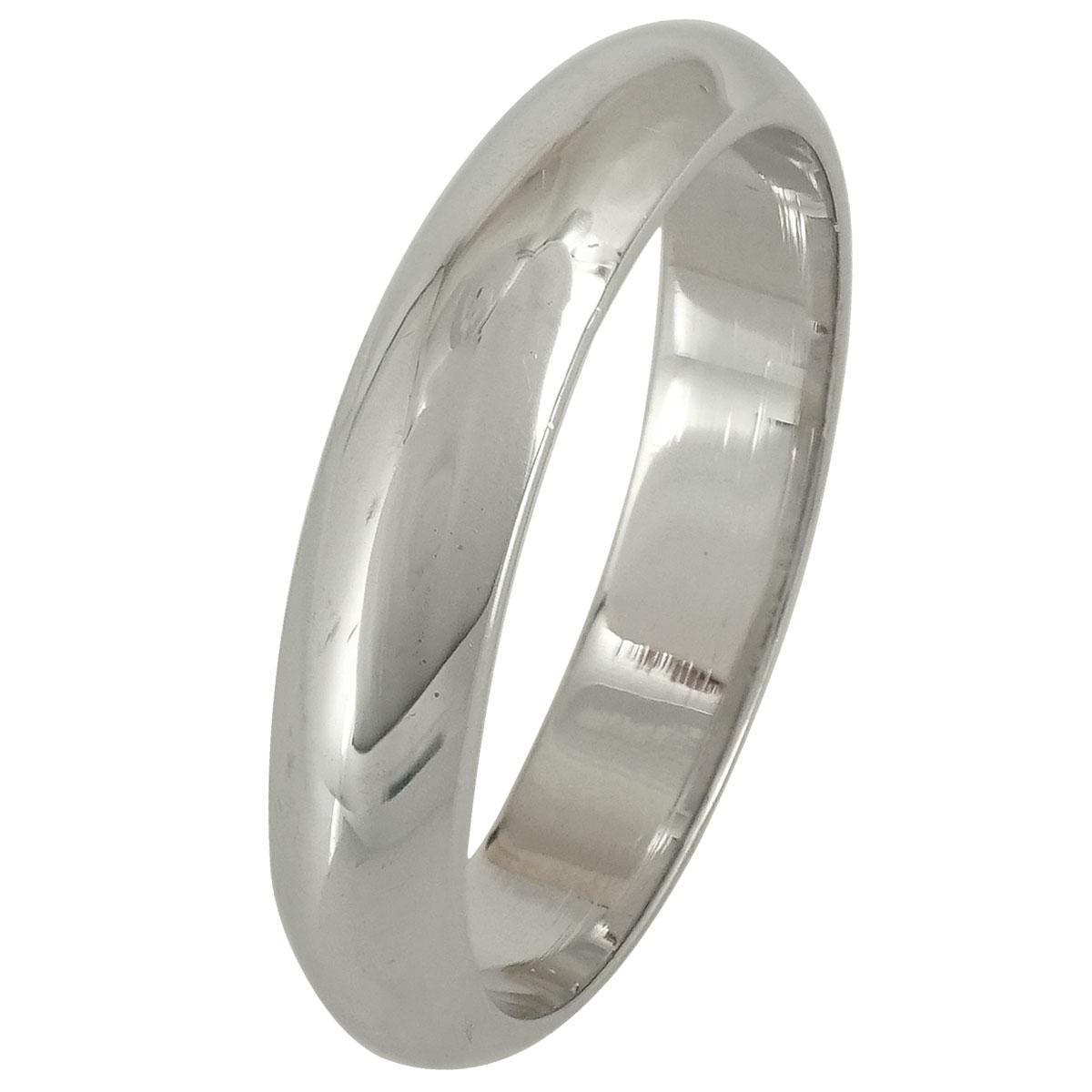 Ασημένια Βέρα Γάμου WRS225W