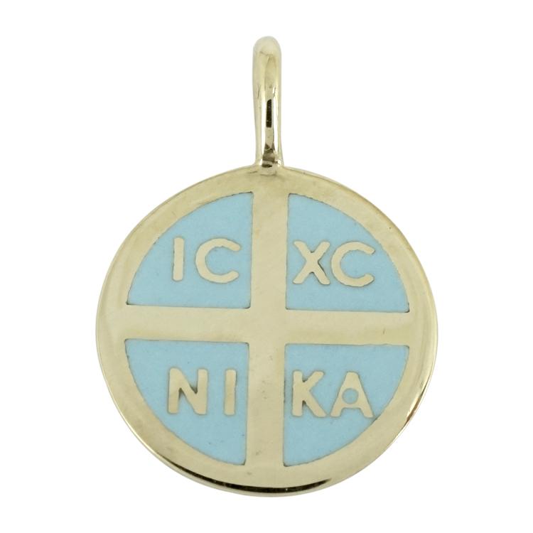 Κίτρινο Χρυσό Κωνσταντινάτο Κ9 KN119