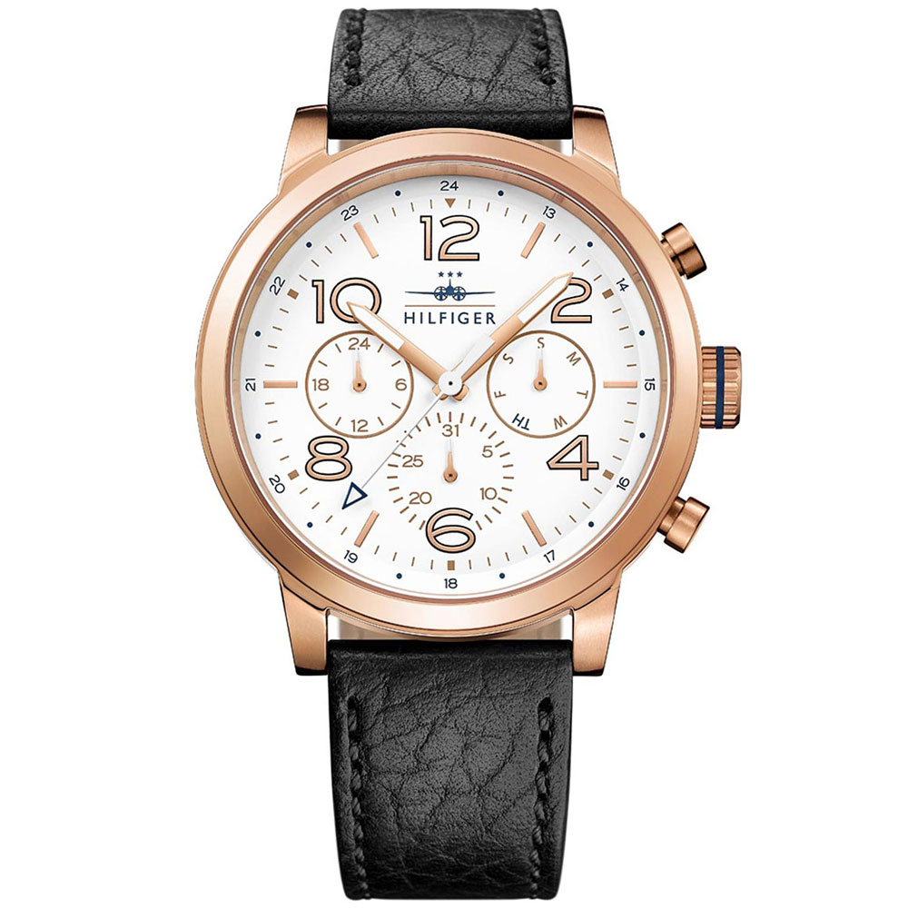Tommy Hilfiger Jake Multifunction Rose Gold 1791236