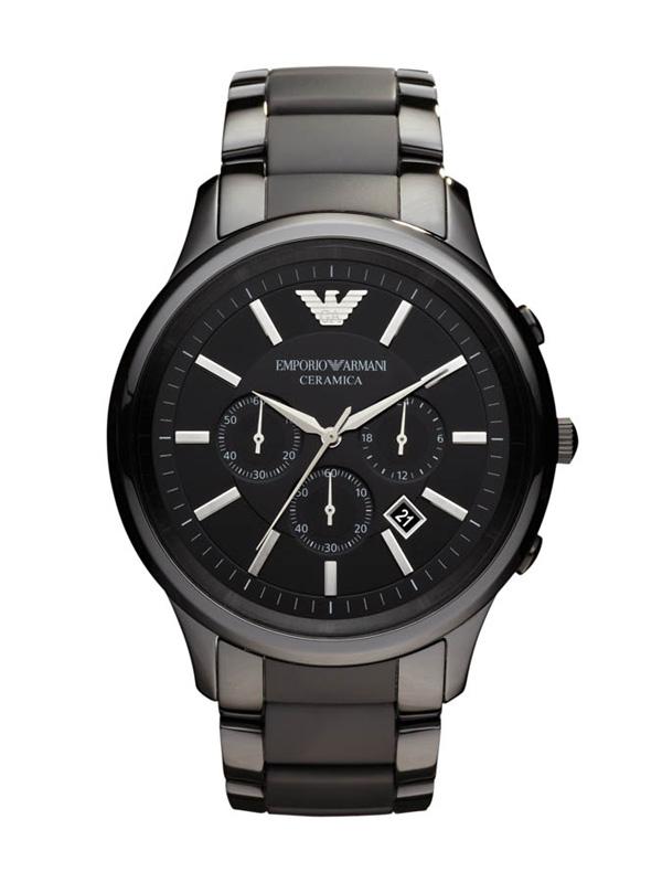 Armani Ceramic Chronograph Men's watch – AR1451