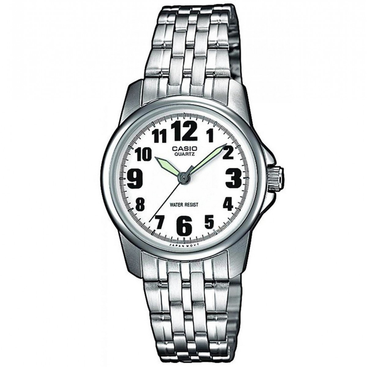 CASIO Collection Stainless Steel Bracelet LTP-1260PD-7BEF