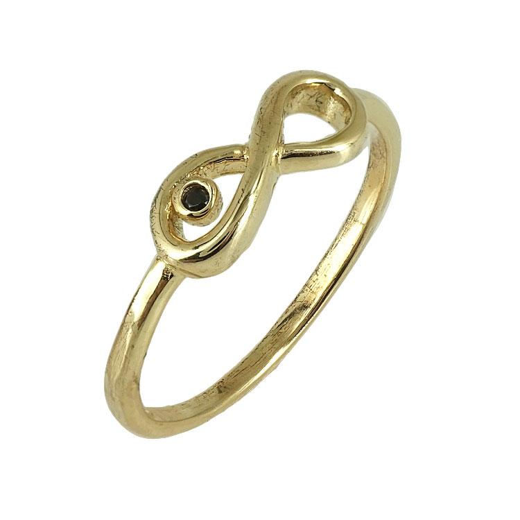 Jools Ασημένιο Επιχρυσωμένο Δαχτυλίδι TR908221.2