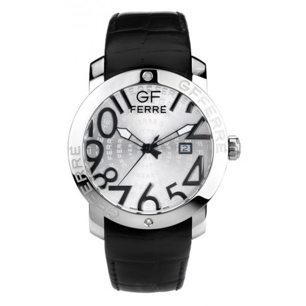 Gianfranco Ferre Brilliant Black Strap GF9102M02D