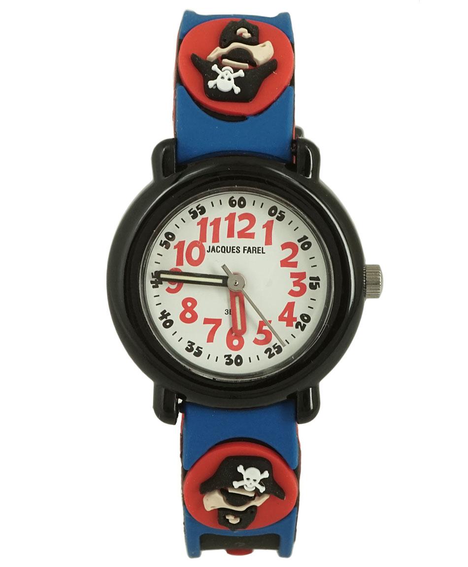 JACQUES FAREL Pirate Boys Watch KCD0131