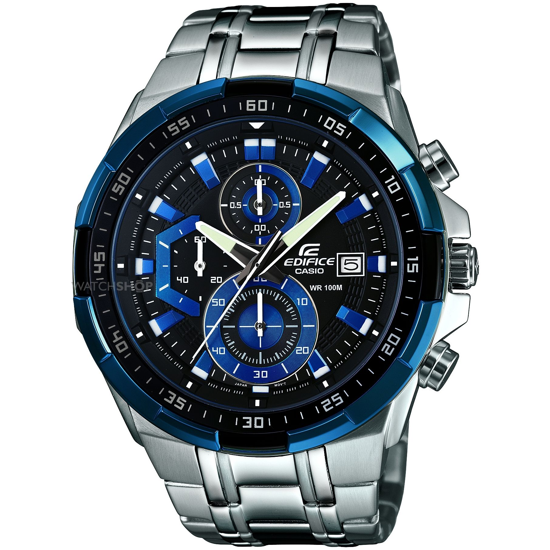CASIO Edifice Stainless Steel EFR-539D-1A2VUEF