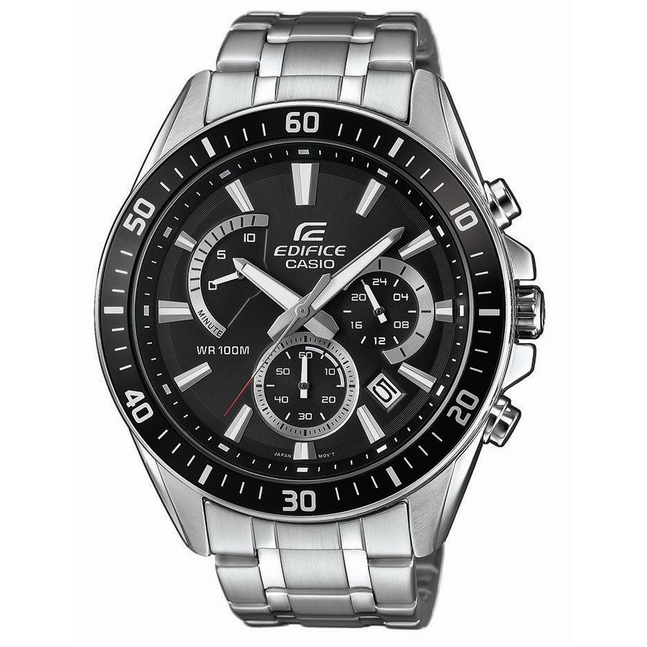 CASIO Edifice Stainless Steel Bracelet EFR-552D-1AVUEF
