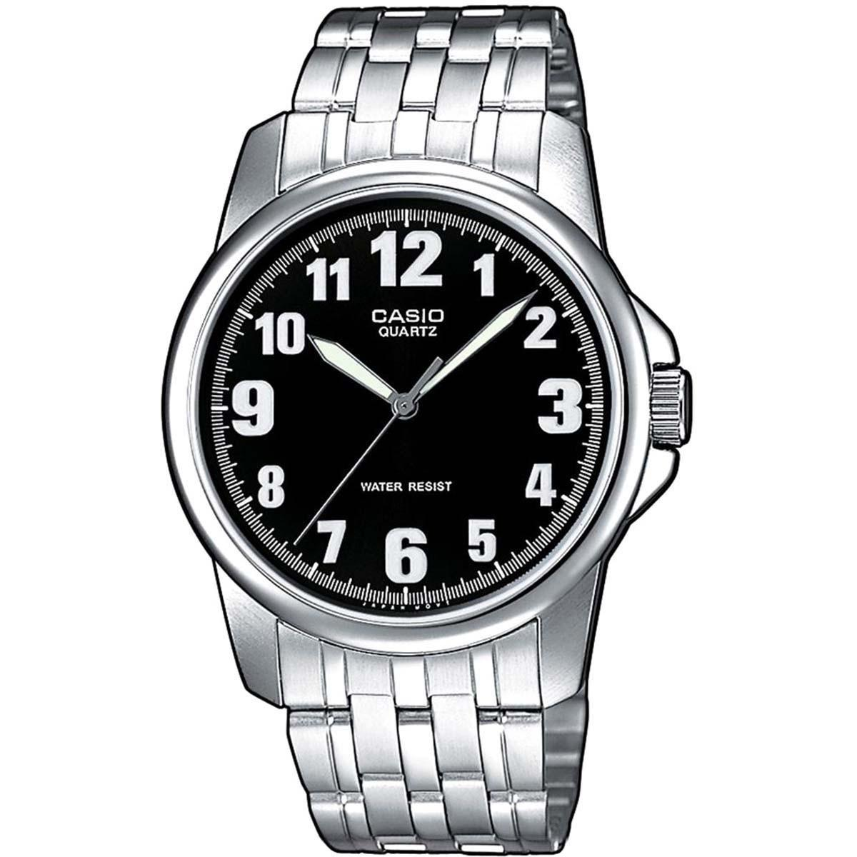 CASIO Collection Stainless Steel Bracelet LTP-1260PD-1BEF