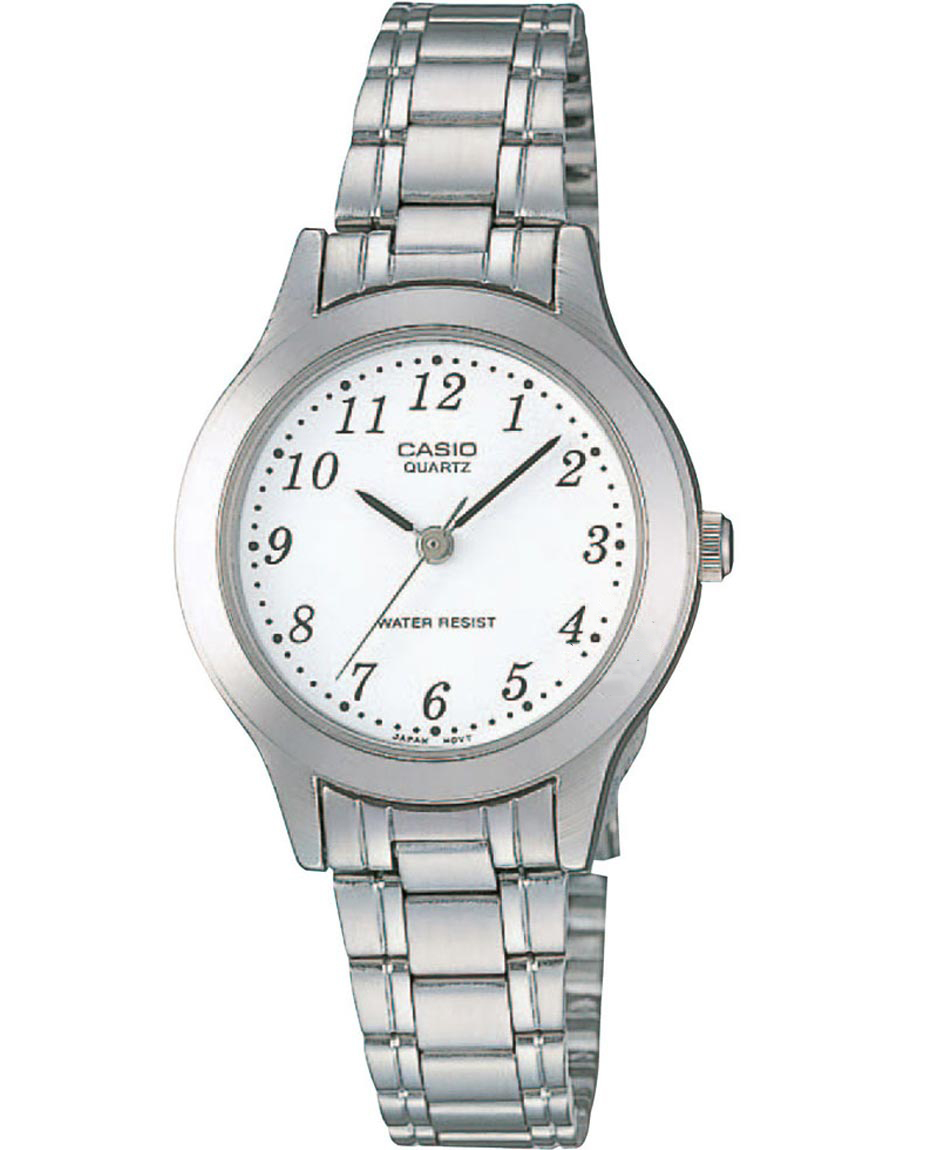 CASIO Collection Stainless Steel Bracelet LTP-1128PA-7BEF