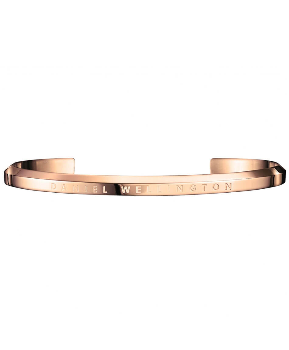 DANIEL WELLINGTON Classic Cuff Rose Gold Stainless Steal Small DW00400003