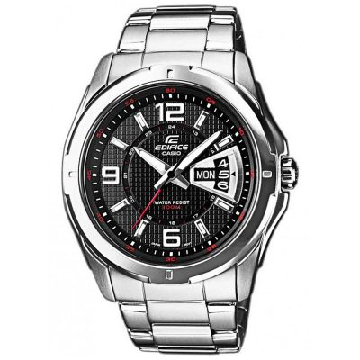CASIO Edifice Stainless Steel Bracelet EF-129D-1AVEF