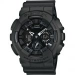 CASIO G-SHOCK Anadigi Black Rubber Strap GA-120BB-1AER
