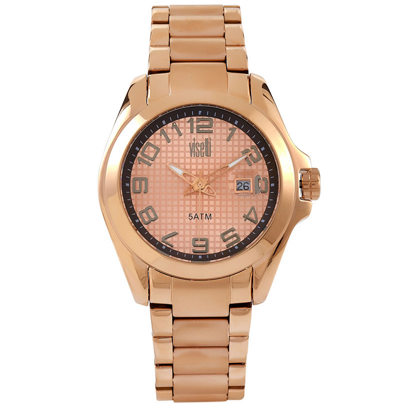VISETTI Sunset Serries Rose Gold Staineless Steel Bracelet KI-790RR