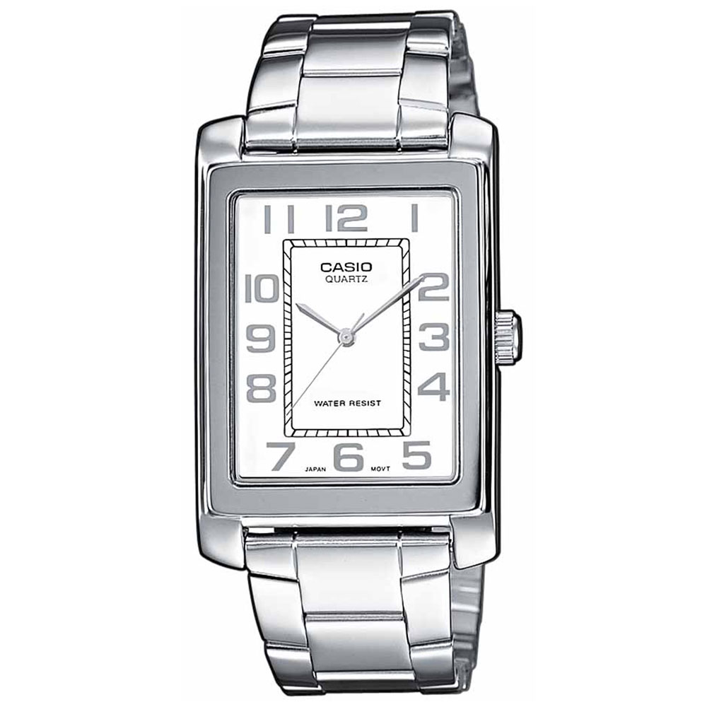CASIO Collection Stainless Steel Bracelet LTP-1234PD-7BEF