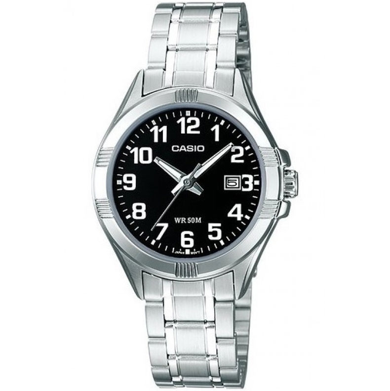 CASIO Collection Stainless Steel Bracelet LTP-1308PD-1BVEF