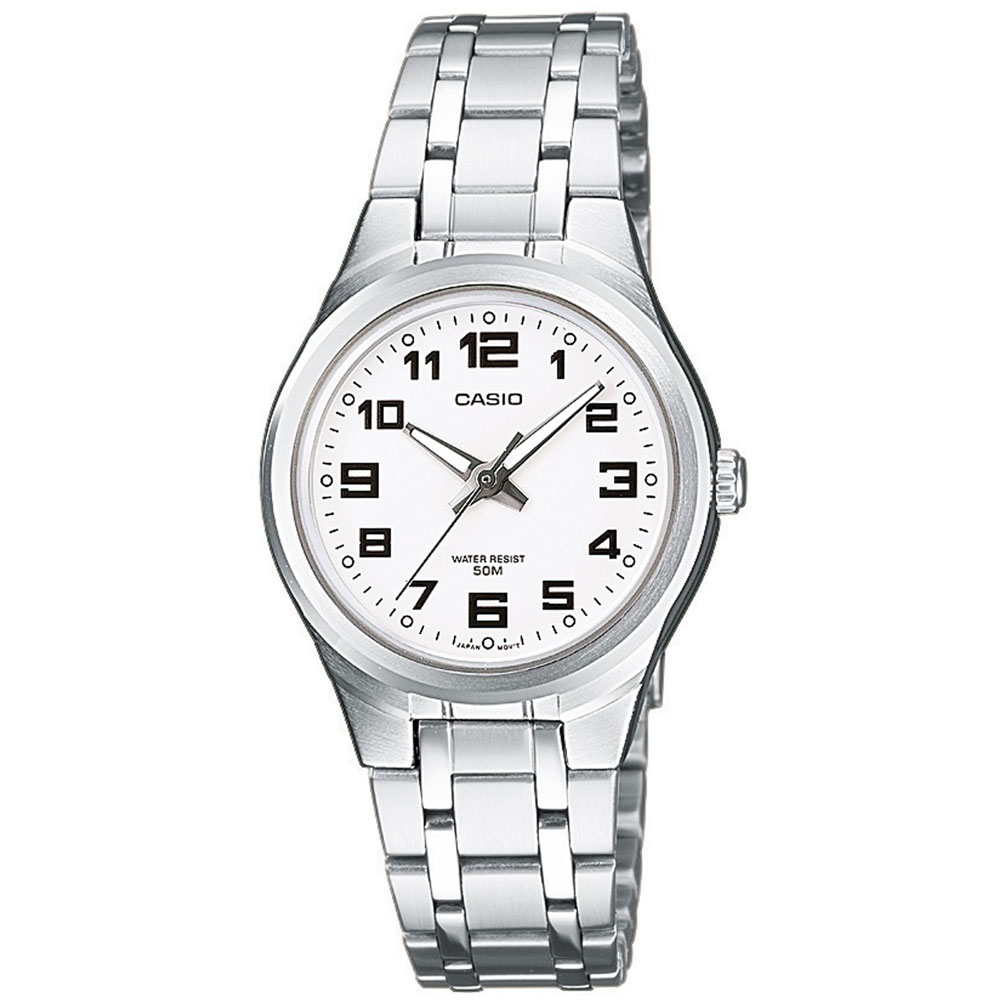 CASIO Collection Stainless Steel Bracelet LTP-1310PD-7BVEF