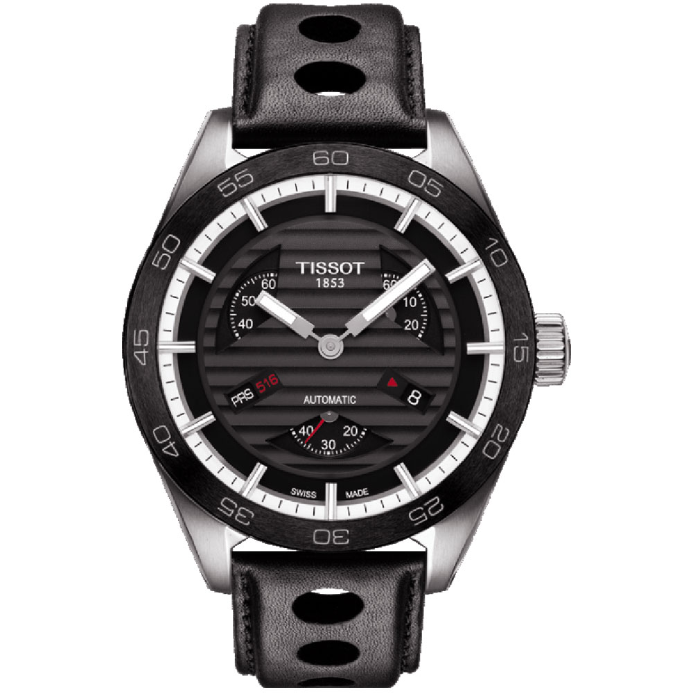 TISSOT PRS 516 Automatic Small Second T1004281605100  ddde6953ced