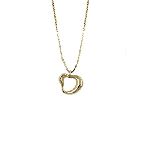 Κίτρινο Χρυσό Μενταγιόν Κ14 M49818