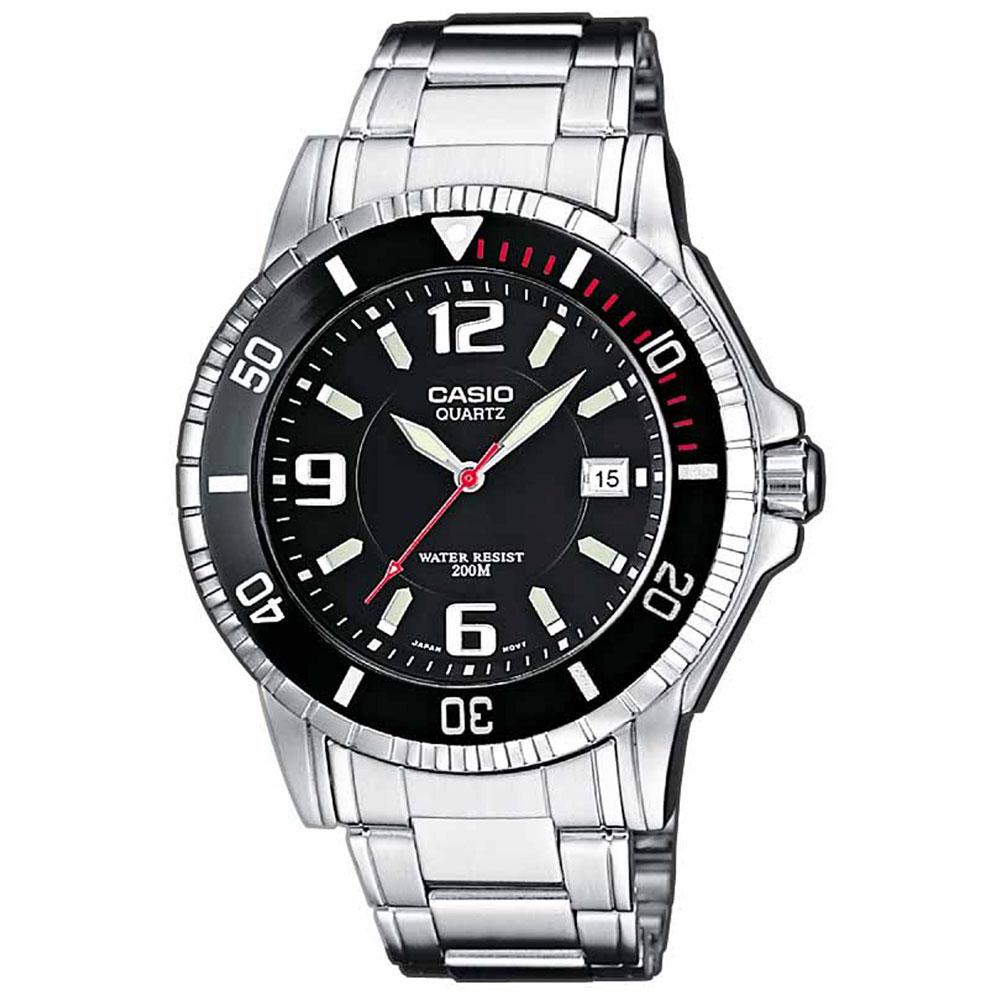Ανδρικό Ρολόι CASIO MTD-1053D-1AVES