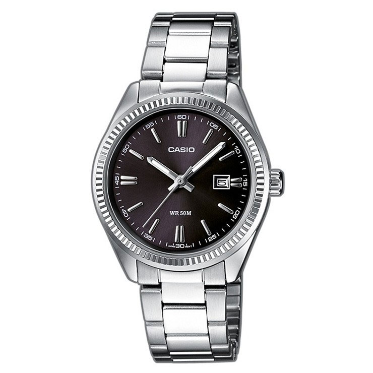 CASIO Collection Stainless Steel Bracelet LTP-1302PD-1A1VEF