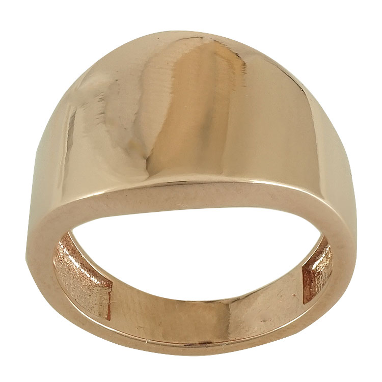 Rose Gold Chevalier Ring K9 DX590  051cb8a9428