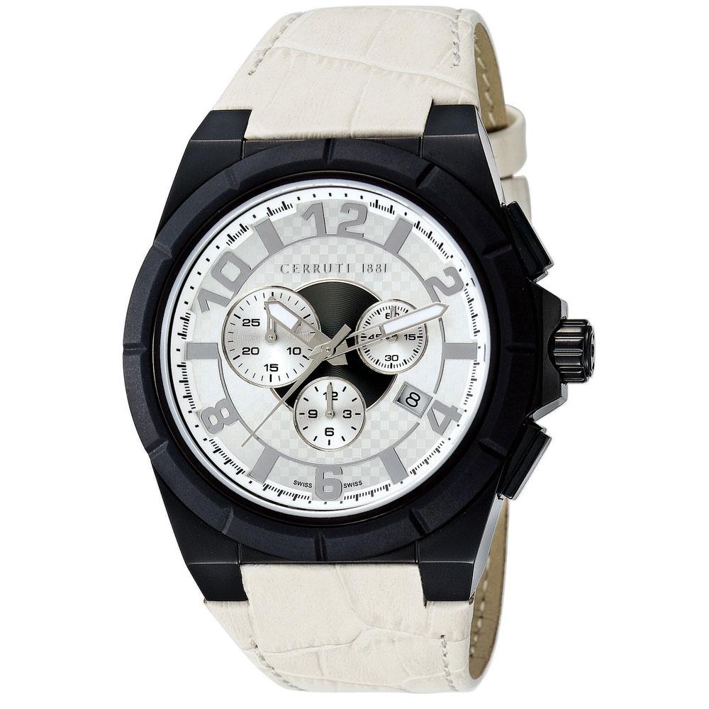 CERRUTI Roma Grande Chronograph Men Watch CT100801X08