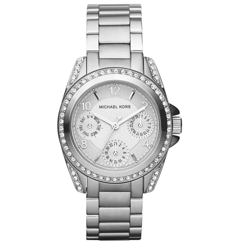 Michael Kors Mini-Size Blair Multi-Function Glitz Watch MK5612