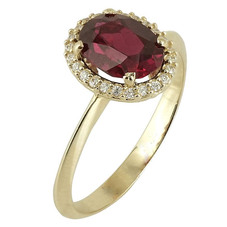 Κίτρινο Χρυσό Δαχτυλίδι Ροζέτα Κ14 DX79332