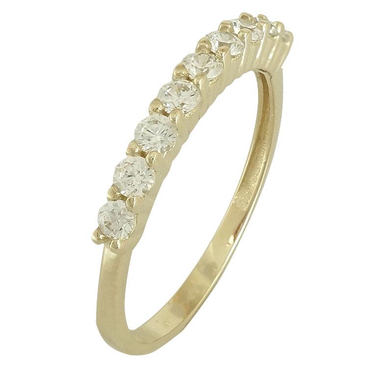 Κίτρινο Χρυσό Σειρέ Δαχτυλίδι Κ14 DX86222  bd2be0f256b