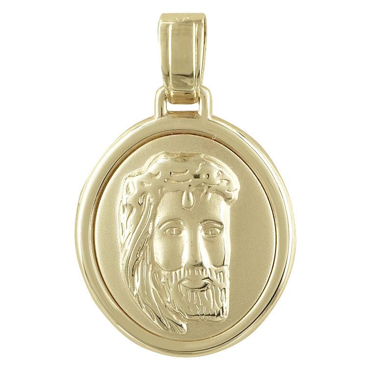 Κίτρινο Χρυσό Φυλαχτό Χριστούλης Κ9 PA351
