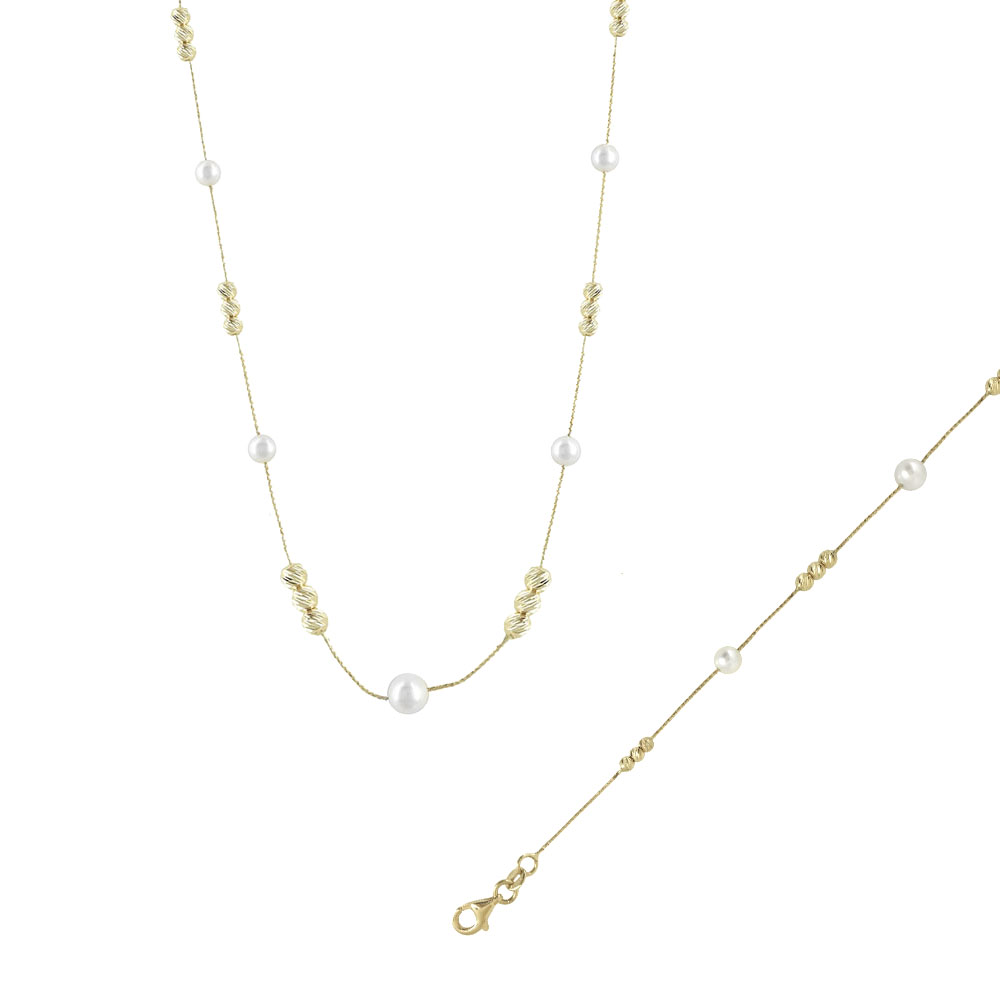 Κίτρινο Χρυσό Σετ Κ14 SET156