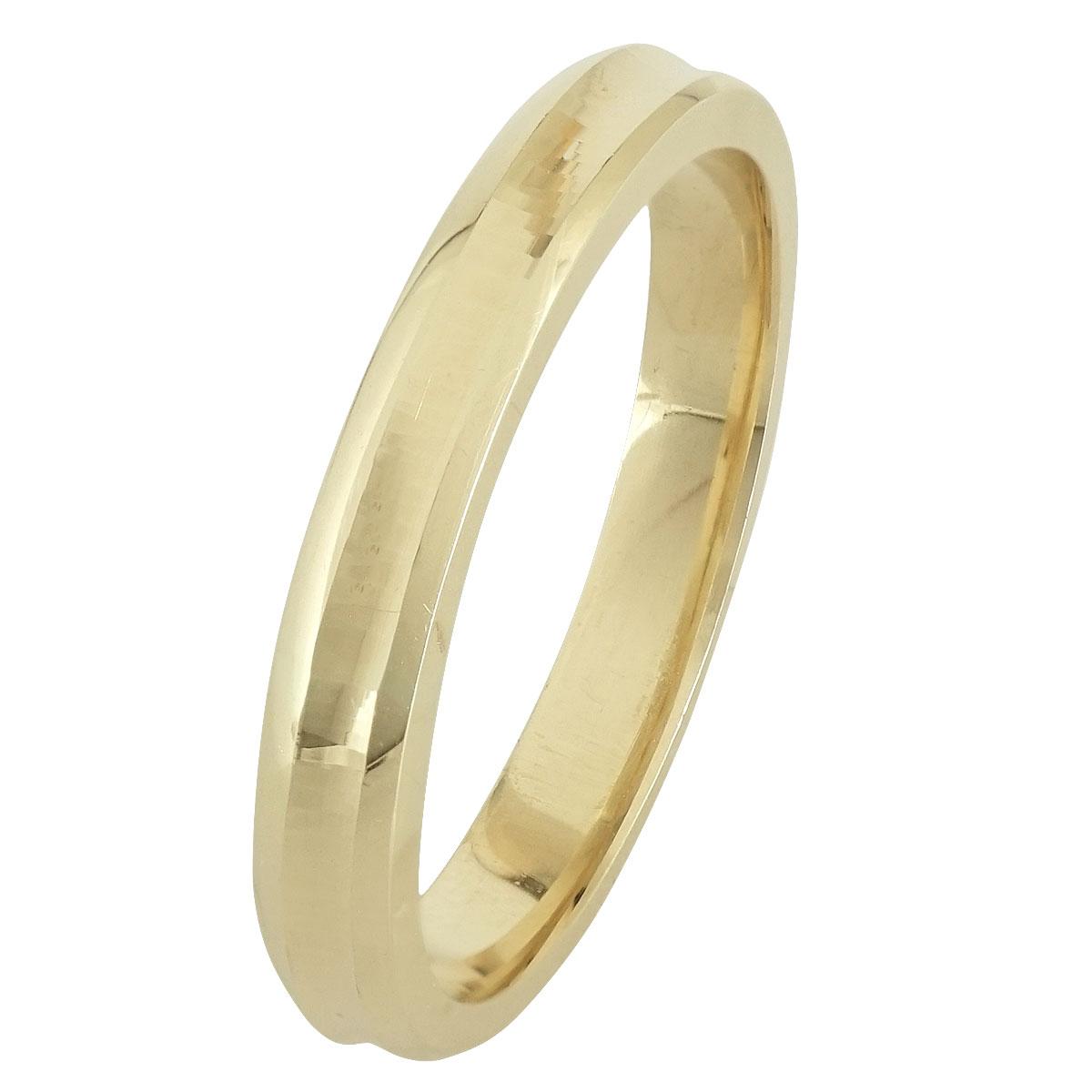 Χρυσή Βέρα Γάμου WR244