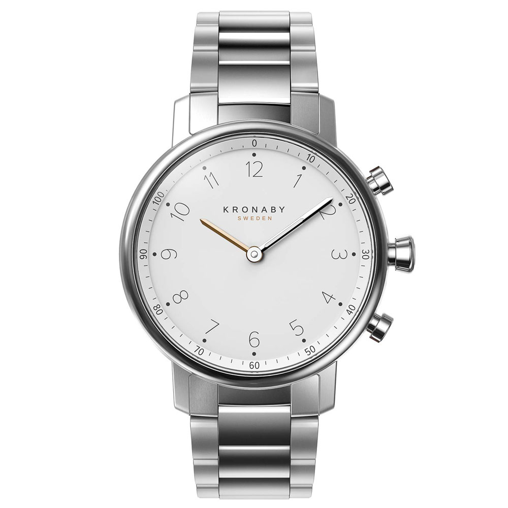 KRONABY Smart-Watch Nord Stainless Steel Bracelet A1000-0710