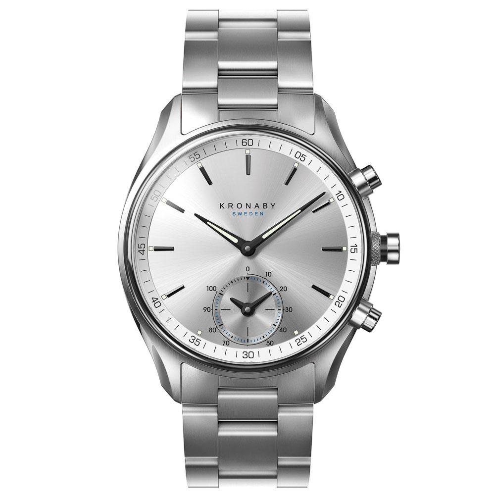 Αντρικό Ρολόι Smartwatch KRONABY Α1000-0715