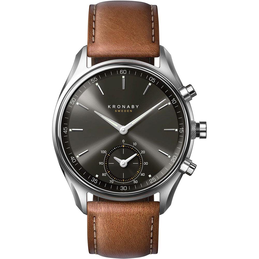 Αντρικό Ρολόι Smartwatch KRONABY Α1000-0719
