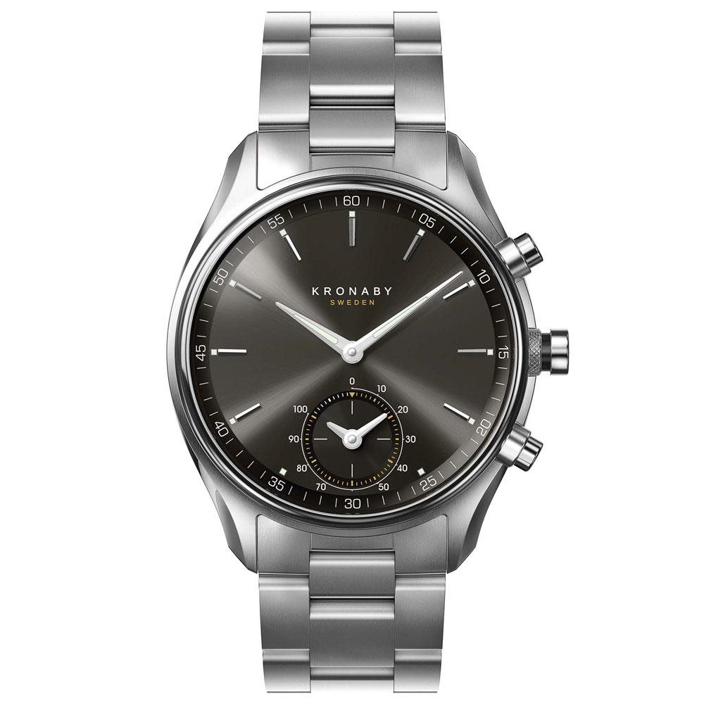 Αντρικό Ρολόι Smartwatch KRONABY Α1000-0720