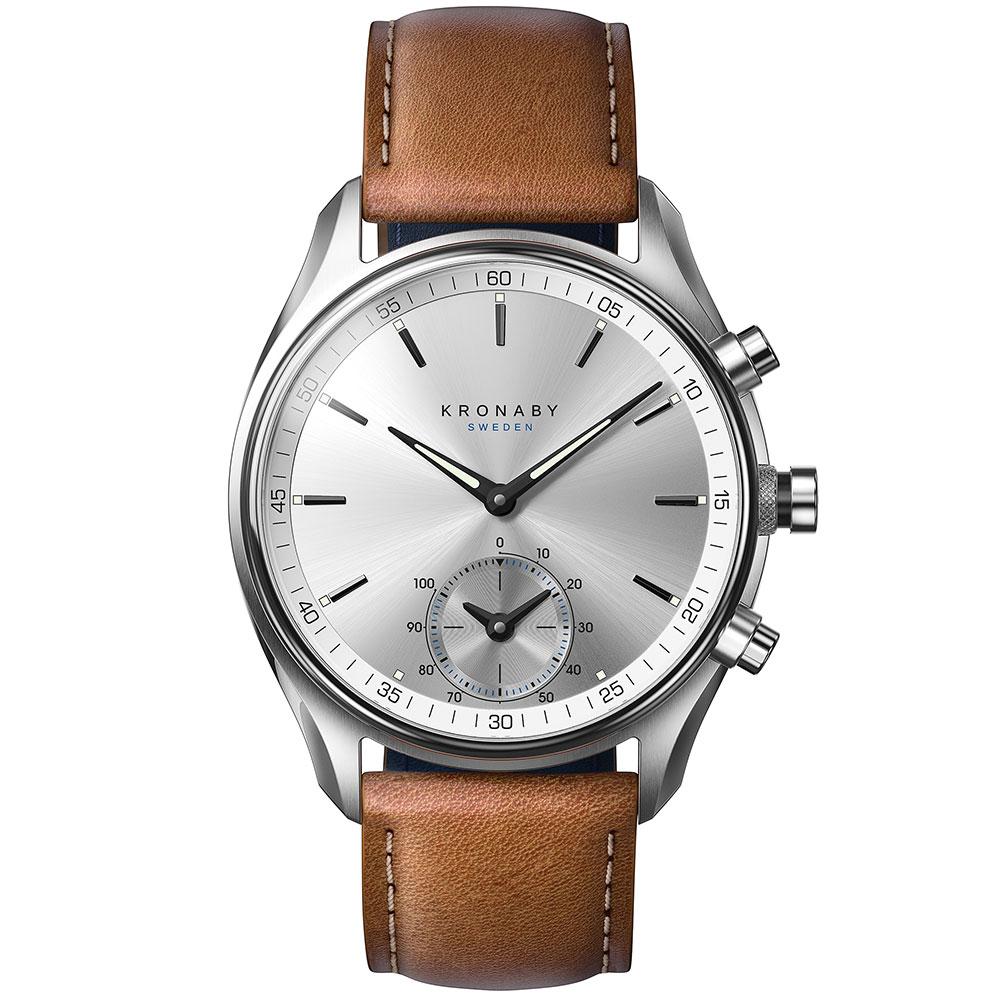 Αντρικό Ρολόι Smartwatch KRONABY A1000-0713