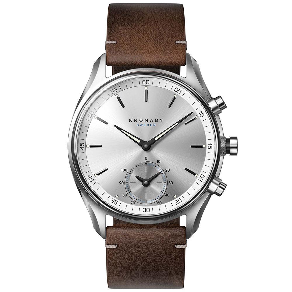 Αντρικό Ρολόι Smartwatch KRONABY A1000-0714