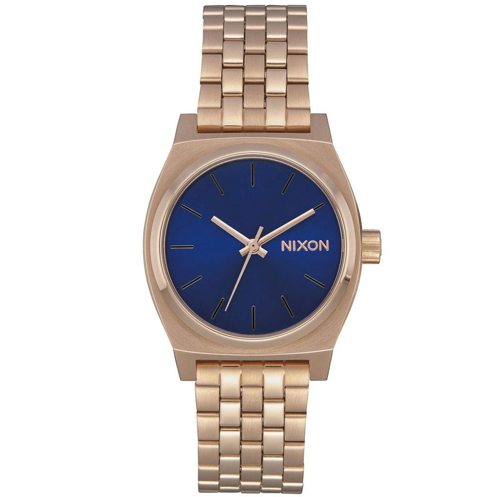 Γυναικείο Ροζ Χρυσό Ρολόι NIXON A1130-2763