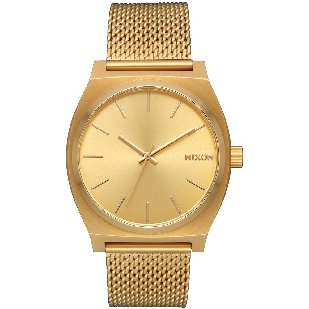 Γυναικείο Χρυσό Ρολόι NIXON A1187-502