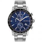 Hugo Boss Rafale Stainless Steel Chronograph 1513510