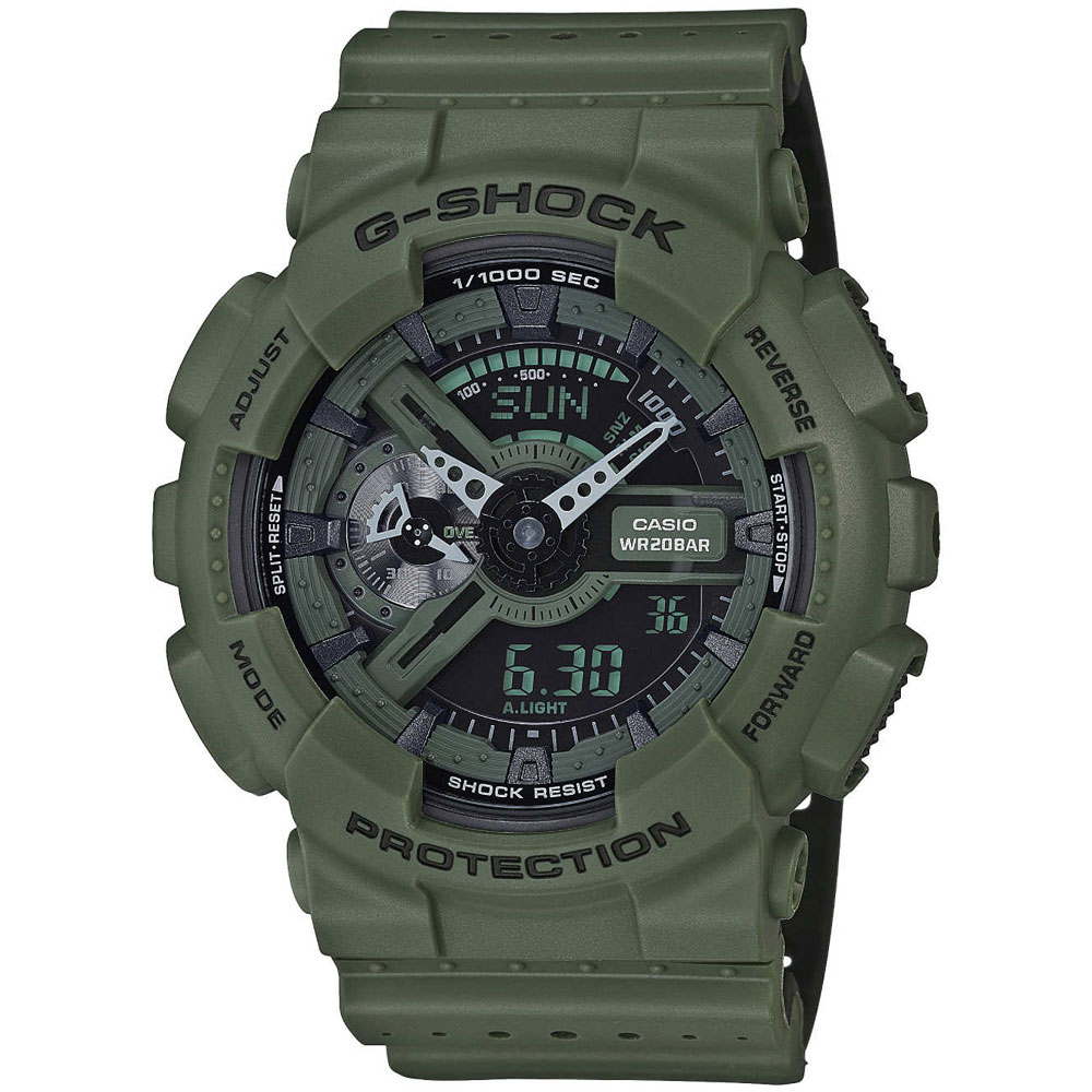 Ανδρικό Ρολόι G-SHOCK GA-110LP-3AER