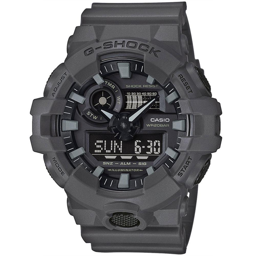 Ανδρικό Ρολόι G-SHOCK GA-700UC-8AER