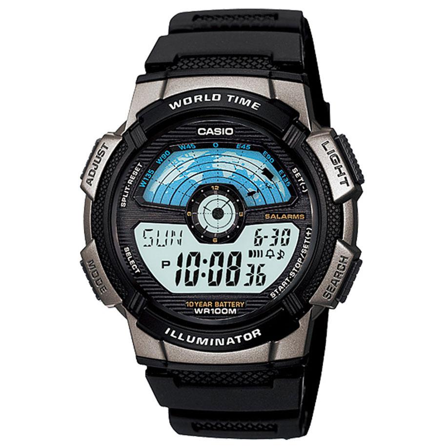 Ανδρικό Ρολόι CASIO AE-1100W-1AV