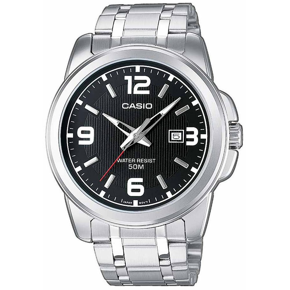 CASIO Collection Stainless Steel Bracelet MTP-1314PD-1AVEF