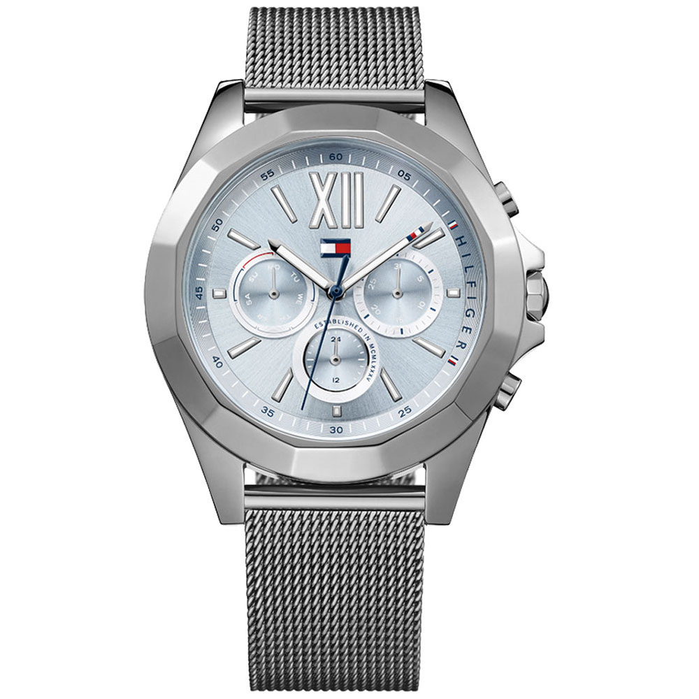 Tommy Hilfiger Chelsea Multifunction Stainless Steel Bracelet 1781846