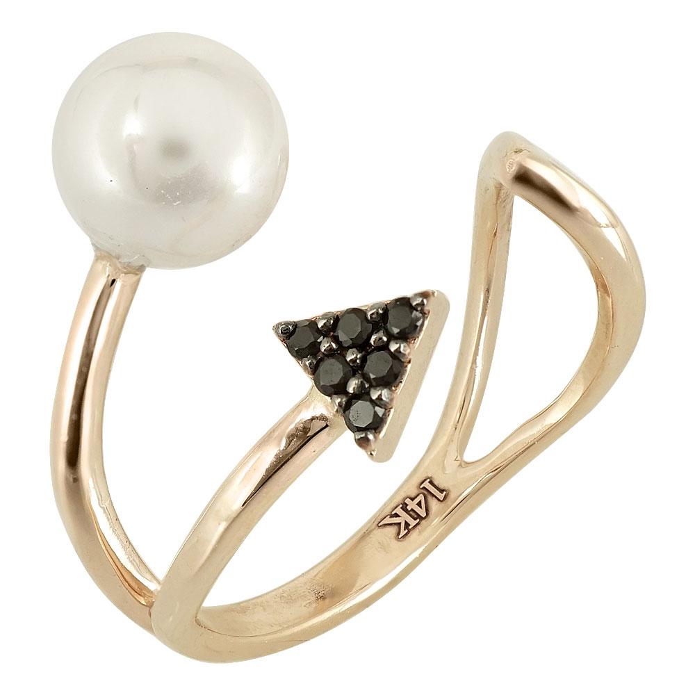 Χειροποίητο Ροζ Χρυσό Δαχτυλίδι Κ14 DX603