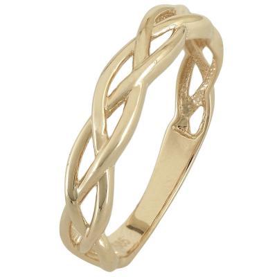 Ροζ Χρυσό Δαχτυλίδι Κ14 DX86068