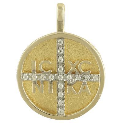 Κίτρινο Χρυσό Κωνσταντινάτο Κ9 KN189