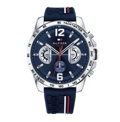 Tommy HILFIGER Decker Stainless Steel Strap 1791476