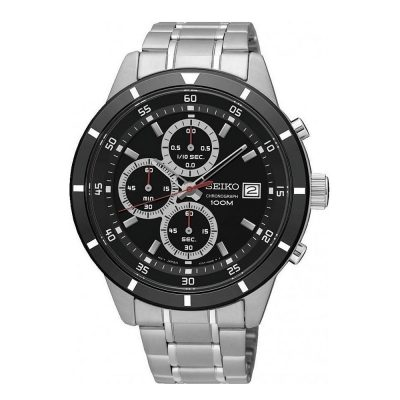 SEIKO Chronograph Watch SKS569P1